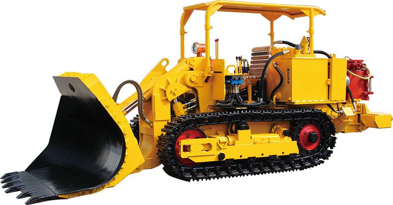ZCY60R、ZCY80R、ZCY100R煤矿用全液压侧卸装岩机