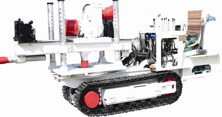 ZYW-6000L、ZYW-4500L、ZYW-4000L、ZYW-3200L型煤矿用履带式全液压必威客户端