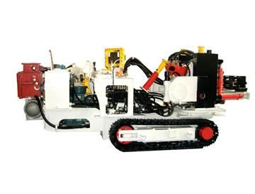 ZYWL-4500D煤矿用履带式全液压定向必威客户端